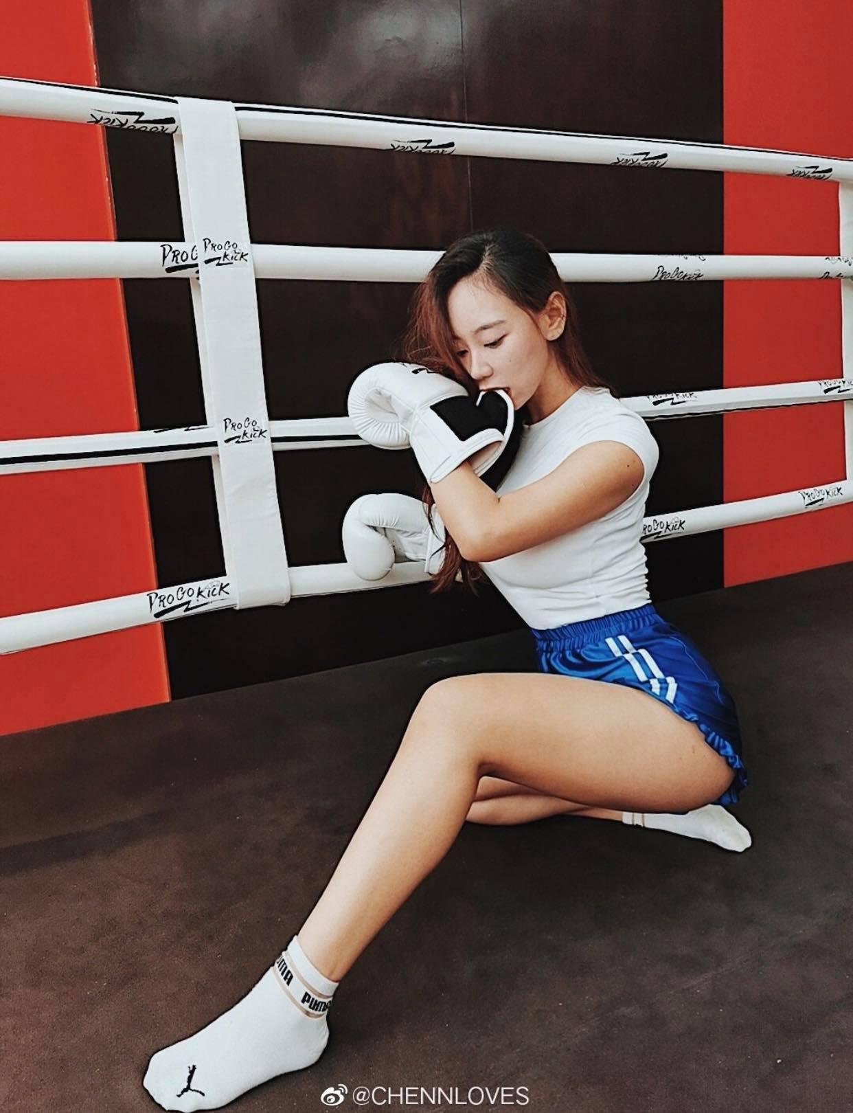 Nữ du học sinh Trung Quốc ở Paris từng nặng 70kg,