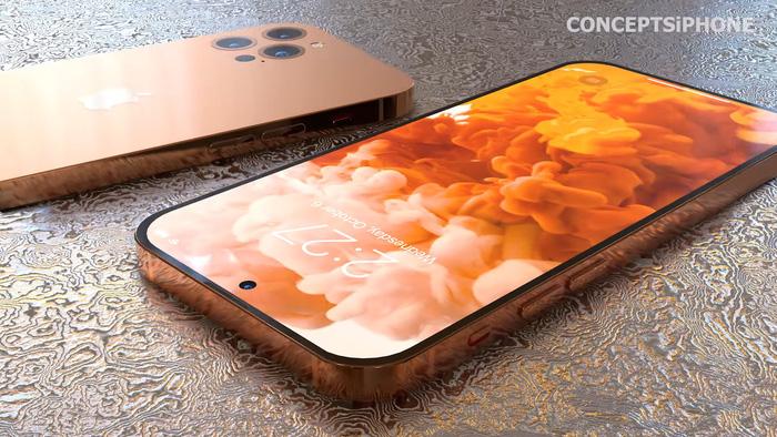 Hé lộ concept iPhone 14 với màu sắc mới, thiết kế mới! - ảnh 10