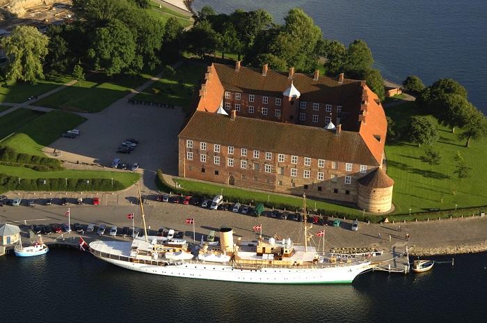 Ấn tượng trước những lâu đài đẹp nhất ở Đan Mạch - ảnh 11