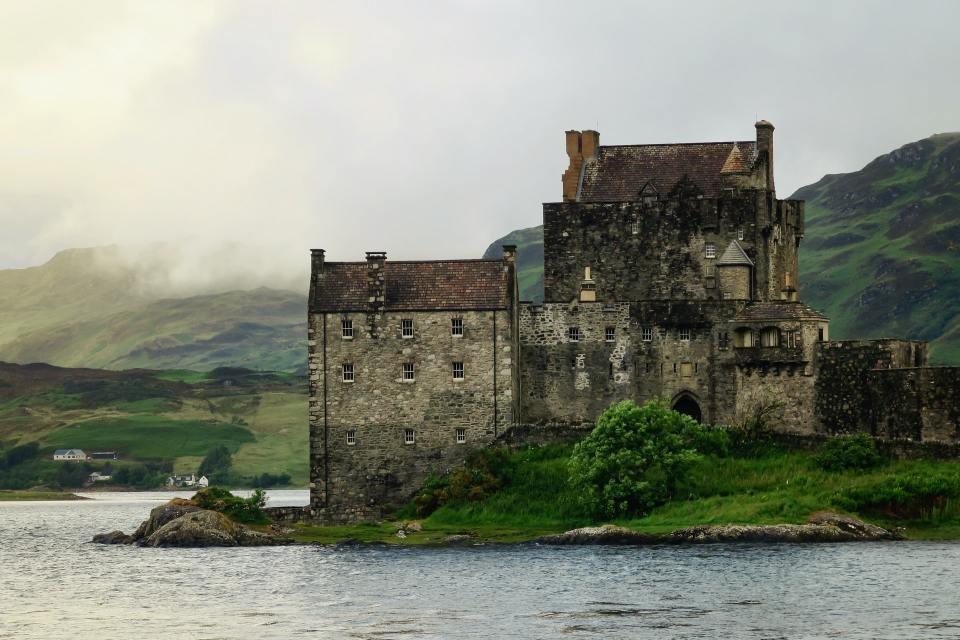 Ấn tượng trước những lâu đài đẹp nhất ở Đan Mạch - ảnh 22