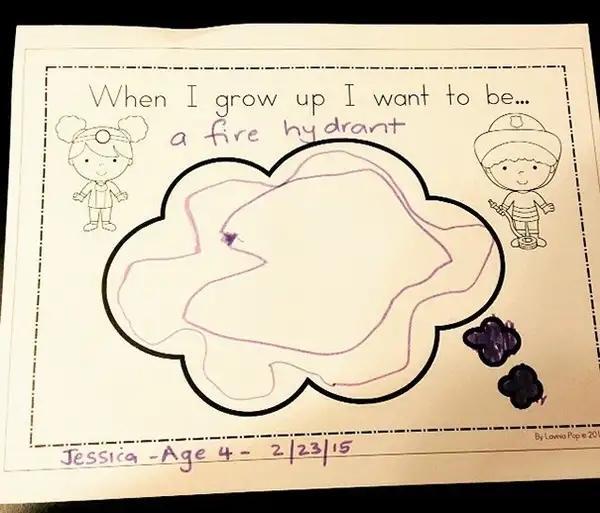 Cha mẹ bó tay trước các ước mơ kiểu 'IQ vô cực' của lũ trẻ - ảnh 7
