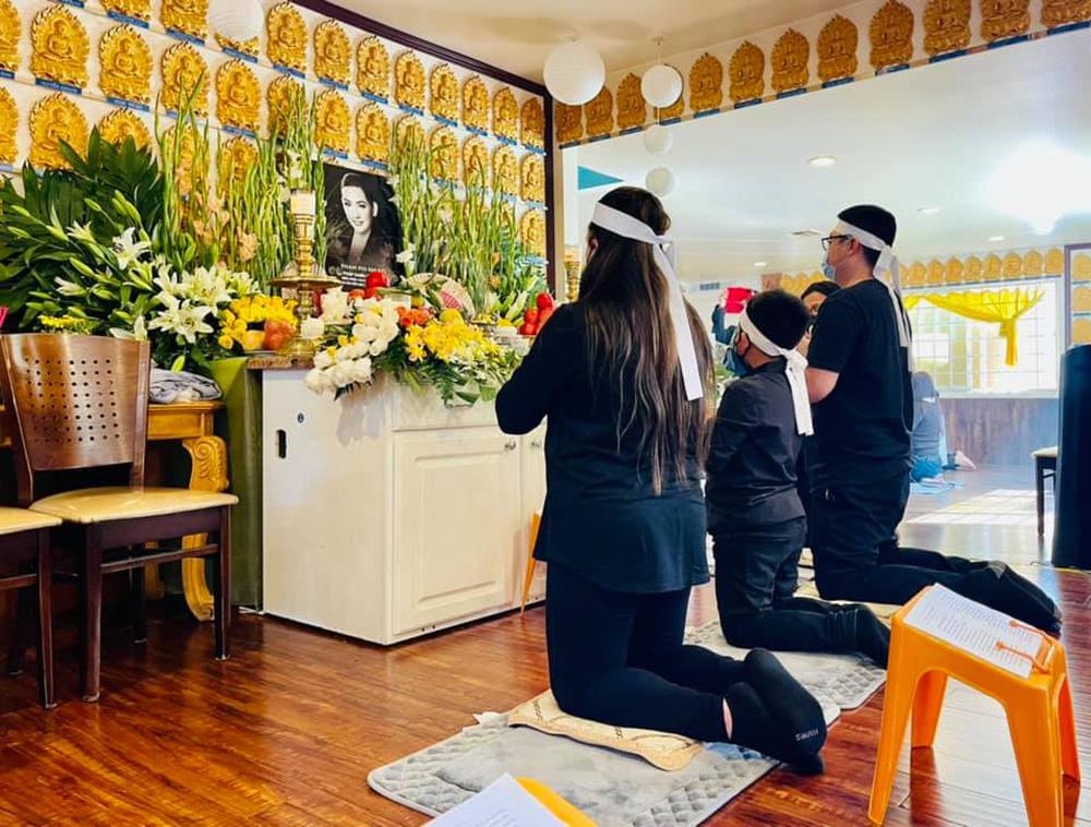 Đám tang Phi Nhung ở Mỹ: Thúy Nga quyết định làm điều đặc biệt cho người quá cố - ảnh 2