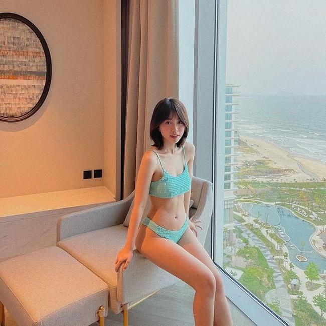 Từ ngọt ngào, cựu hot girl Hà thành bất ngờ gợi cảm bỏng mắt - ảnh 24