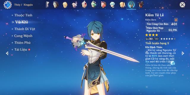 Cùng được rerun, game thủ Genshin Impact hệ