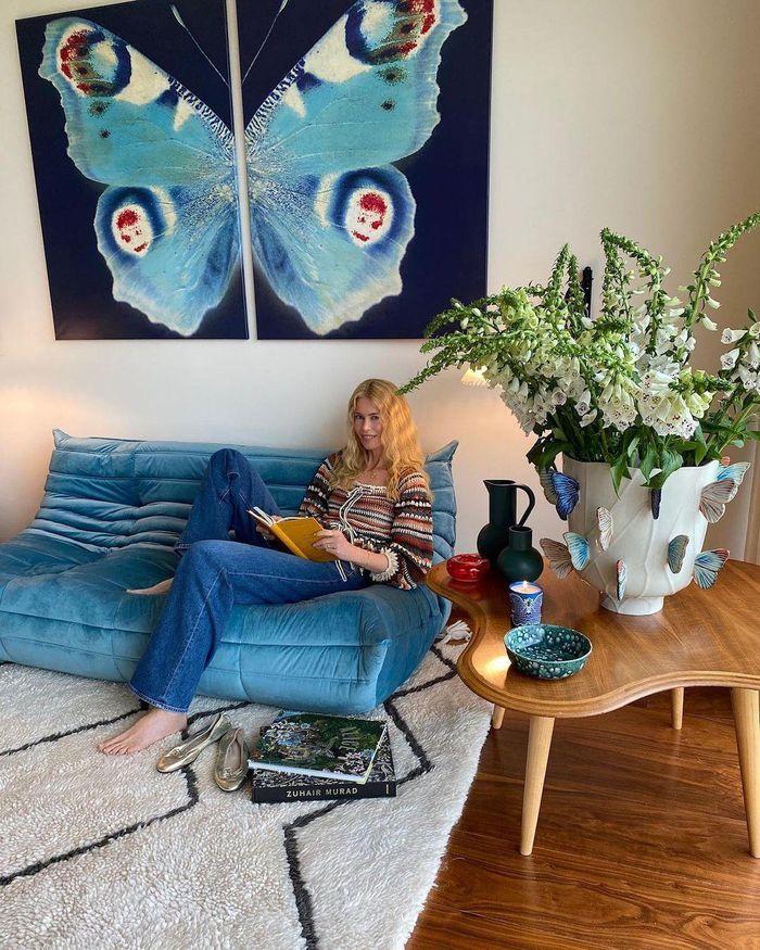 Tuổi 51, siêu mẫu đỉnh cao một thời Claudia Schiffer giờ ra sao? - ảnh 17