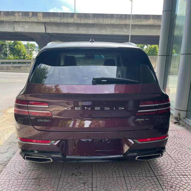 Genesis GV80 vừa về nước mang nhiều trang bị khủng nhất Việt Nam, giá sẽ rất đắt, cạnh tranh BMW X5 và Mercedes-Benz GLE - ảnh 11