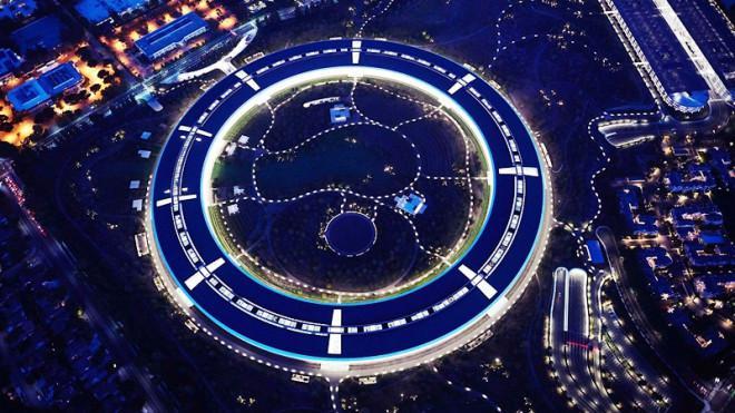 Khám phá trụ sở phi thuyền như phim viễn tưởng, giá tỷ USD của Apple - ảnh 13
