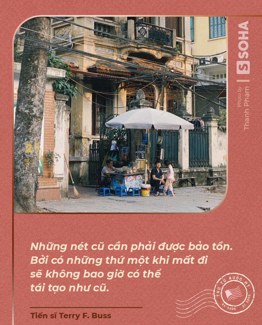 Thư từ nước Mỹ: Cột điện Hà Nội và chuyện phố cổ trong mắt một người Mỹ - ảnh 8