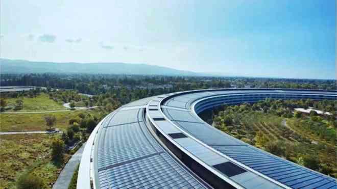 Khám phá trụ sở phi thuyền như phim viễn tưởng, giá tỷ USD của Apple - ảnh 8