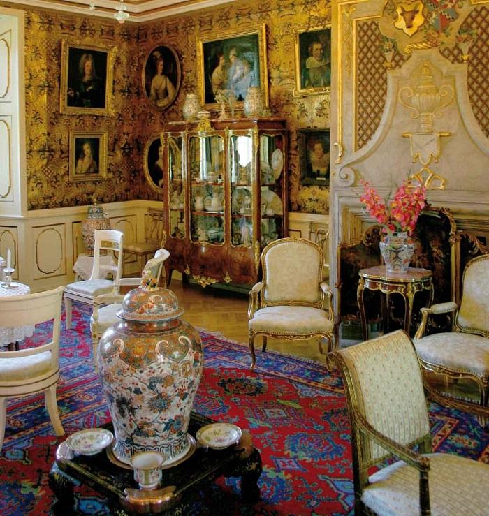 Ấn tượng trước những lâu đài đẹp nhất ở Đan Mạch - ảnh 13