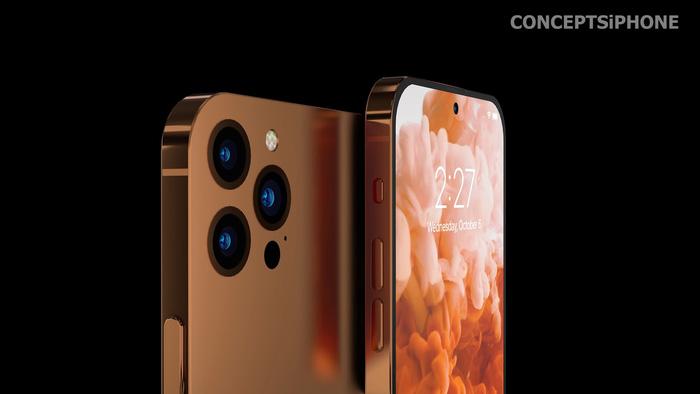 Hé lộ concept iPhone 14 với màu sắc mới, thiết kế mới! - ảnh 5