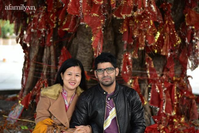 Tình yêu của cô vợ Việt Nam lấy chồng Ấn Độ quen qua mạng - ảnh 3