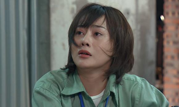 Xả vai Hương vị tình thân, Phương Oanh thăng hạng nhan sắc - ảnh 11
