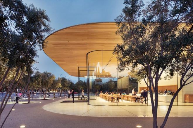 Khám phá trụ sở phi thuyền như phim viễn tưởng, giá tỷ USD của Apple - ảnh 6