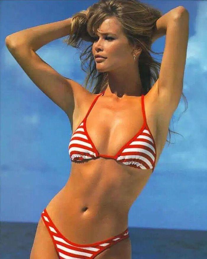 Tuổi 51, siêu mẫu đỉnh cao một thời Claudia Schiffer giờ ra sao? - ảnh 3