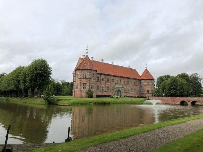 Ấn tượng trước những lâu đài đẹp nhất ở Đan Mạch - ảnh 12