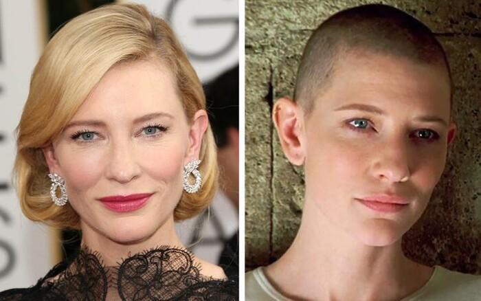 15 sao Hollywood cạo đầu vì vai diễn mà vẫn xinh đẹp phát hờn - ảnh 6
