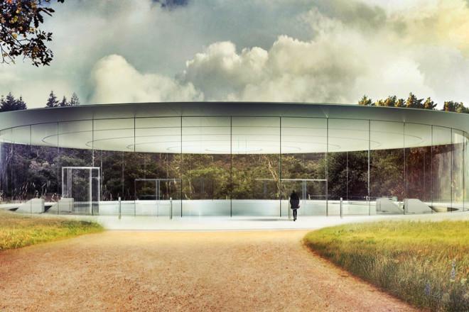 Khám phá trụ sở phi thuyền như phim viễn tưởng, giá tỷ USD của Apple - ảnh 10