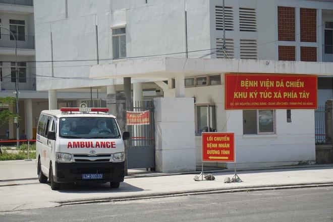Đà Nẵng tạm ngừng hoạt động bệnh viện dã chiến điều trị Covid-19 - ảnh 2