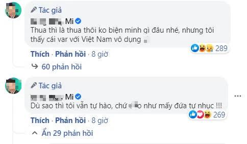 BLV Liên Quân có phát ngôn gây tranh cãi sau thất bại của tuyển Việt Nam - ảnh 2