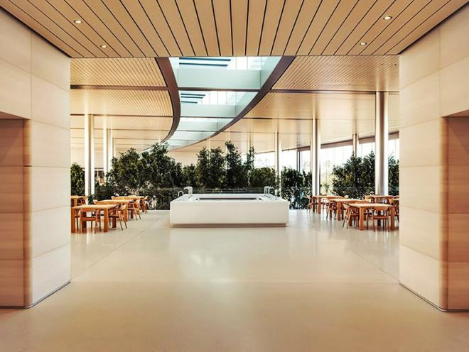 Khám phá trụ sở phi thuyền như phim viễn tưởng, giá tỷ USD của Apple - ảnh 9