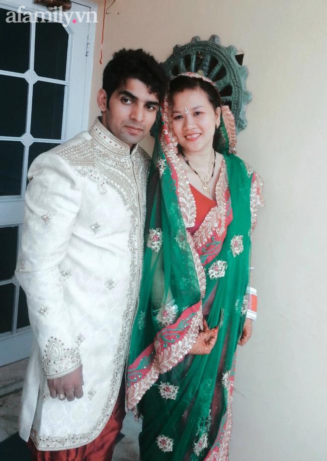 Tình yêu của cô vợ Việt Nam lấy chồng Ấn Độ quen qua mạng - ảnh 6
