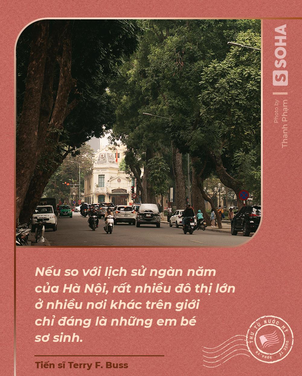Thư từ nước Mỹ: Cột điện Hà Nội và chuyện phố cổ trong mắt một người Mỹ - ảnh 3