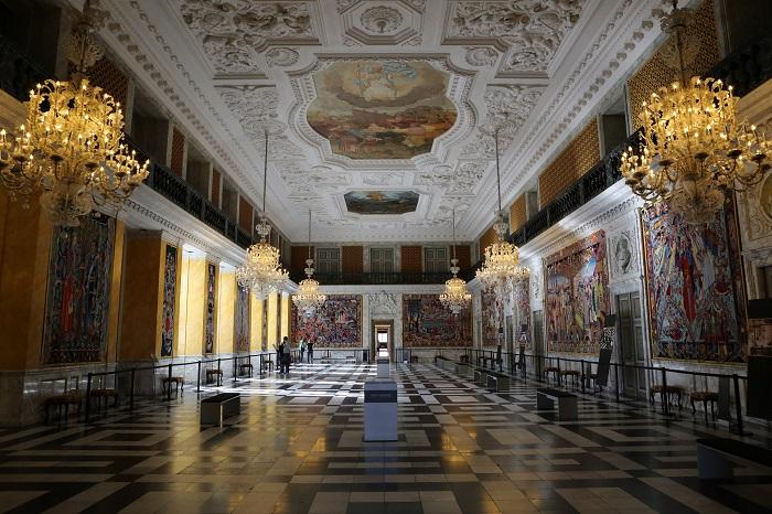 Ấn tượng trước những lâu đài đẹp nhất ở Đan Mạch - ảnh 7