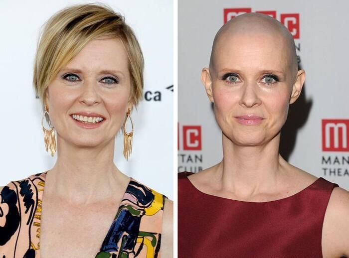 15 sao Hollywood cạo đầu vì vai diễn mà vẫn xinh đẹp phát hờn - ảnh 15