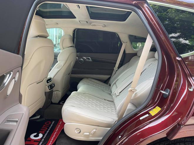 Genesis GV80 vừa về nước mang nhiều trang bị khủng nhất Việt Nam, giá sẽ rất đắt, cạnh tranh BMW X5 và Mercedes-Benz GLE - ảnh 10