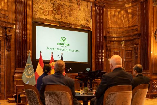 Việt Nam - Áo đồng hành thúc đẩy nền kinh tế xanh - ảnh 4