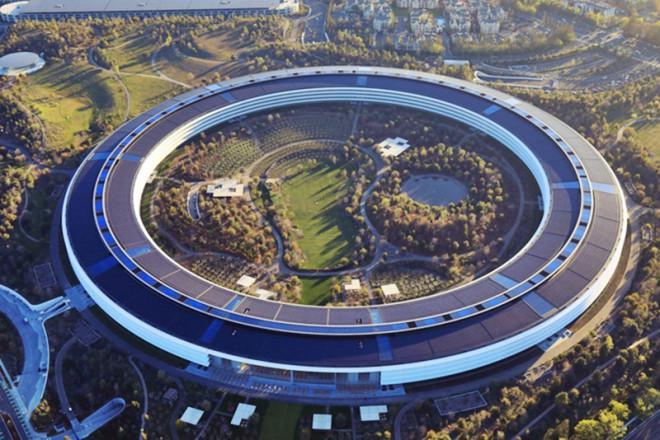 Khám phá trụ sở phi thuyền như phim viễn tưởng, giá tỷ USD của Apple - ảnh 2