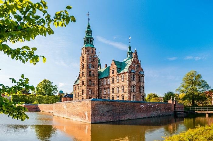 Ấn tượng trước những lâu đài đẹp nhất ở Đan Mạch - ảnh 6