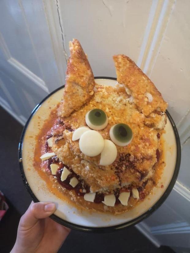 Những màn trình bày đồ ăn quái đản làm ai xem cũng cụt hứng ăn uống - ảnh 8
