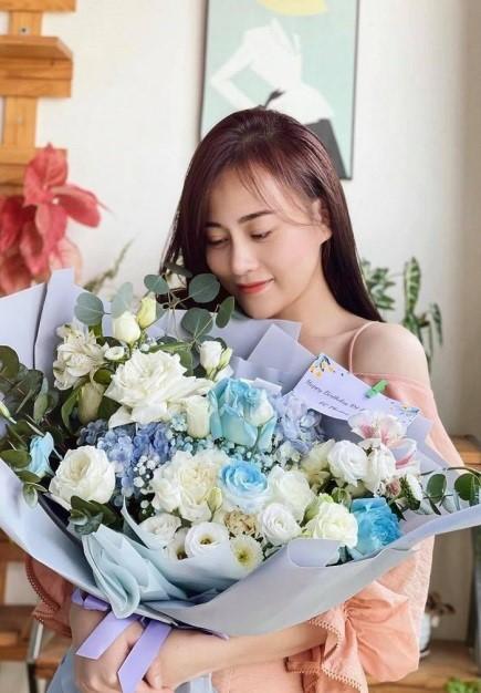 Xả vai Hương vị tình thân, Phương Oanh thăng hạng nhan sắc - ảnh 5