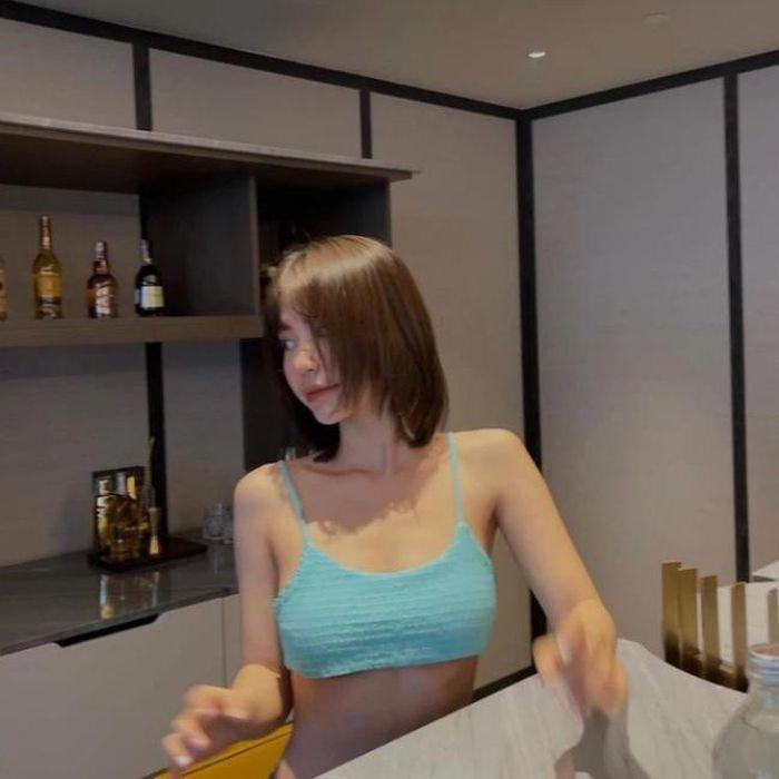 Từ ngọt ngào, cựu hot girl Hà thành bất ngờ gợi cảm bỏng mắt - ảnh 12