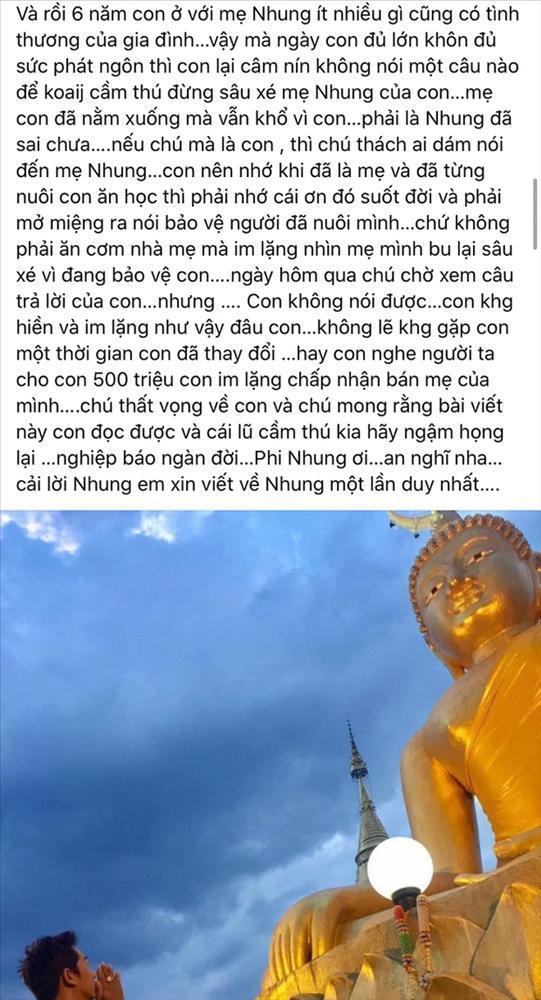 Hồ Văn Cường liên tục bị dằn mặt, em trai Phi Nhung nói gì? - ảnh 10