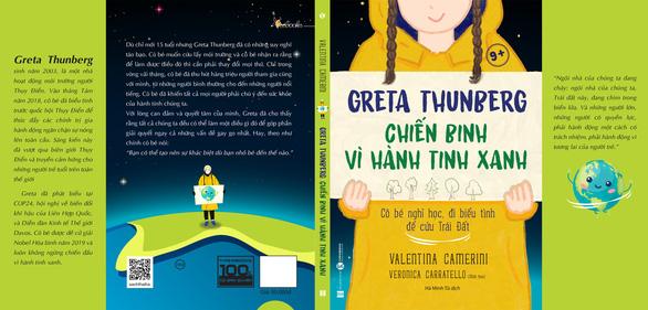 Đại sứ quán Thụy Điển giới thiệu sách Greta Thunberg: Chiến binh vì hành tinh xanh - ảnh 2
