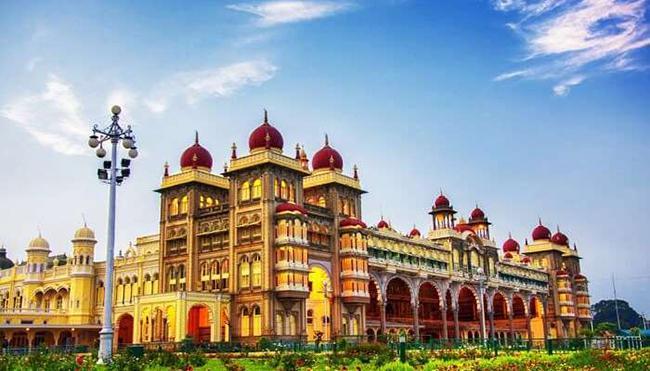 Những điểm đến đầy thu hút không thể bỏ qua ở Ấn Độ - ảnh 8