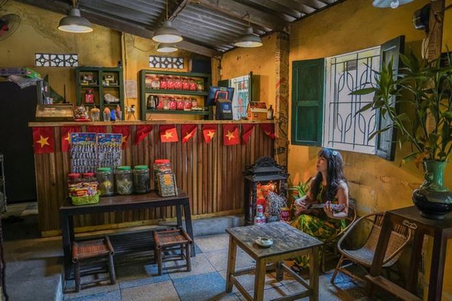 Những quán cà phê
