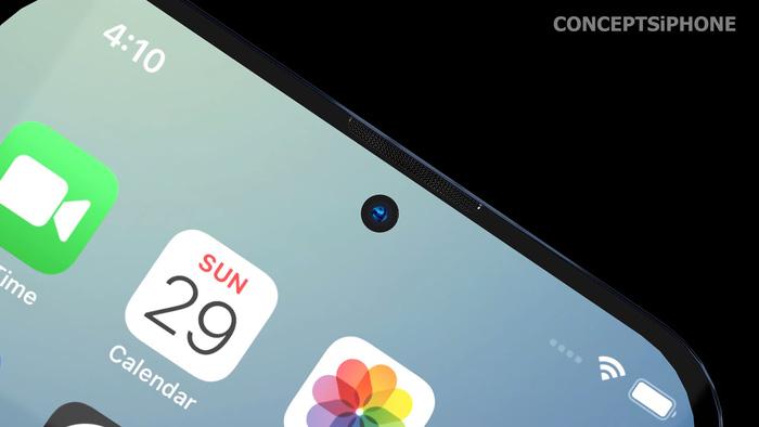Hé lộ concept iPhone 14 với màu sắc mới, thiết kế mới! - ảnh 3