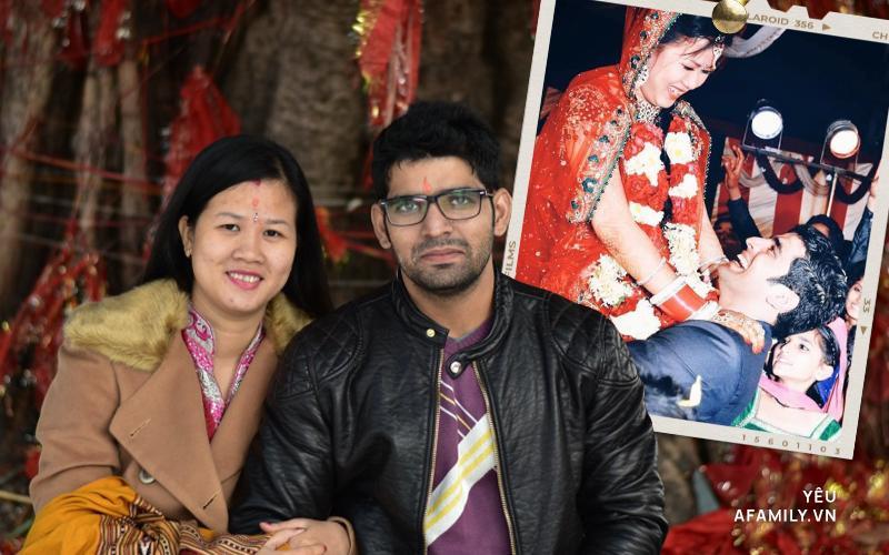 Tình yêu của cô vợ Việt Nam lấy chồng Ấn Độ quen qua mạng - ảnh 2