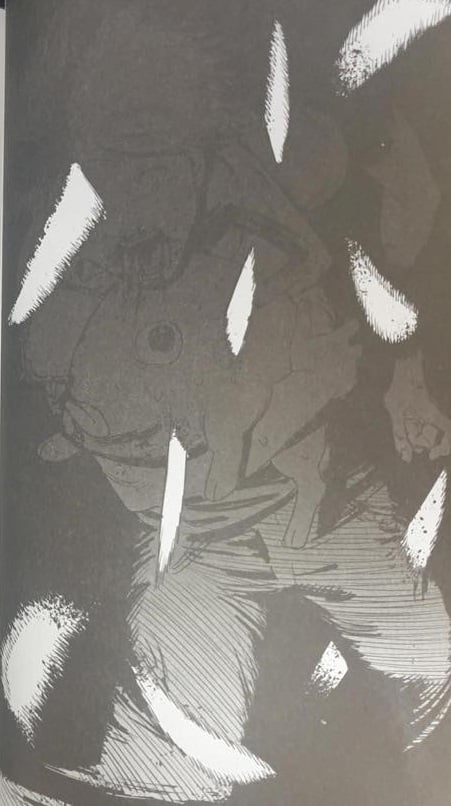 """Chainsaw Man và loạt manga 18+ bị """"che chắn"""" cực kỳ hài hước khi xuất bản tại Hàn Quốc - ảnh 10"""