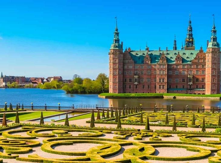 Ấn tượng trước những lâu đài đẹp nhất ở Đan Mạch - ảnh 20