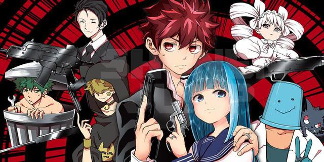 Loạt manga Shonen Jump siêu chất lượng nhưng mãi vẫn chưa có anime chuyển thể - ảnh 5