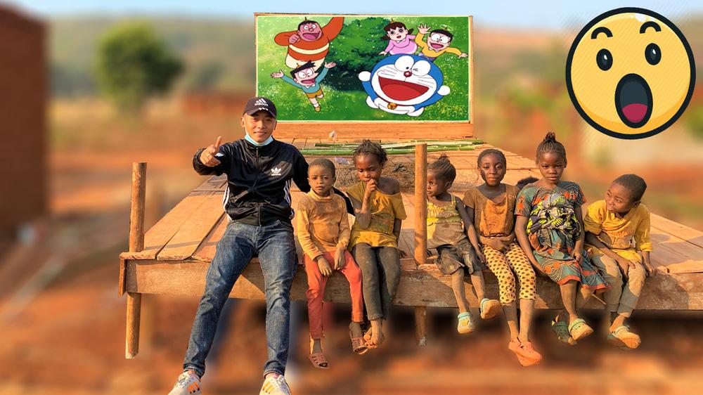 Chàng trai Nghệ An nổi tiếng ở châu Phi là ai và có cuộc sống thế nào? - ảnh 5