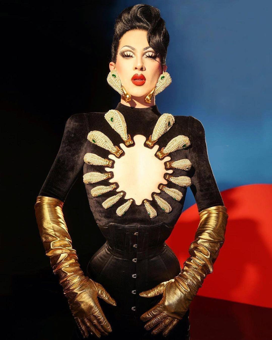 Zendaya lăng xê xu hướng đem tác phẩm điêu khắc lên quần áo - ảnh 5