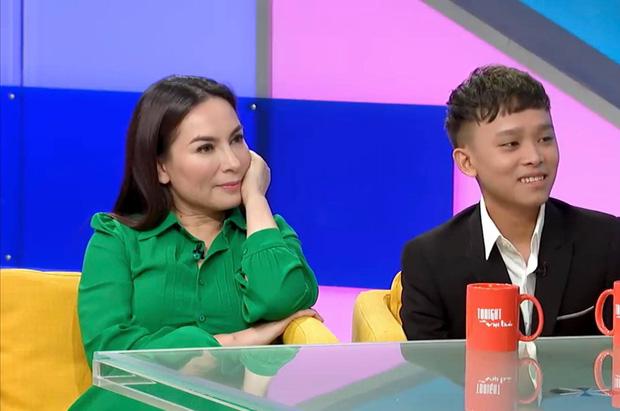 Phi Nhung từng nói về lý do nhận nuôi Hồ Văn Cường: