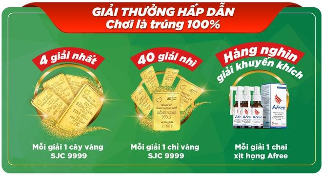 Khuyến mãi tháng 10: Sinh nhật Thái Minh - rinh vàng 9999 - ảnh 2