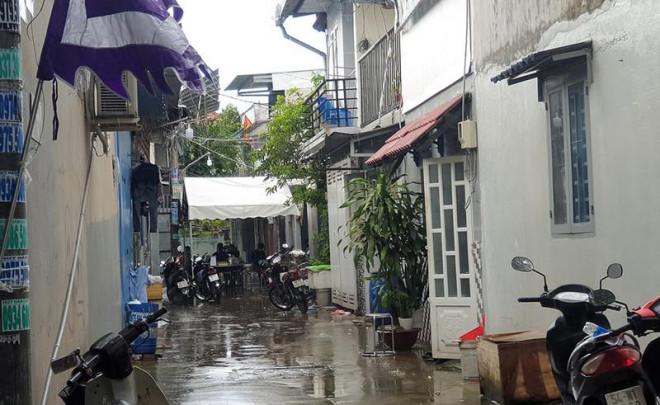 Hàng xóm hai vợ chồng bị sát hại ở Hóc Môn đã cố gắng giải cứu - ảnh 4